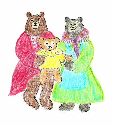 Barnföreställning - Lillebjörns äventyr 27 november