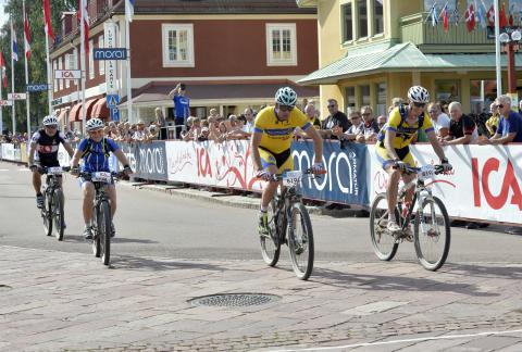Historiskt Cykelvasan Öppet Spår