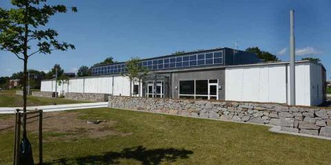 "Pressinbjudan: Energikontoret Skåne besöker ""nearly zero energy building"" Snapphanehallen i Knislinge"