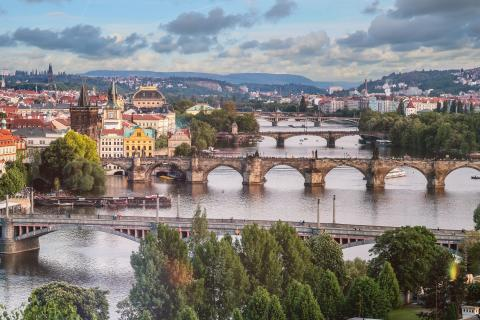 More space for more opportunities in Prague