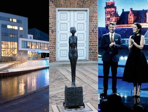Kronprinsparrets Priser 2016 i Musikteatret Holstebro