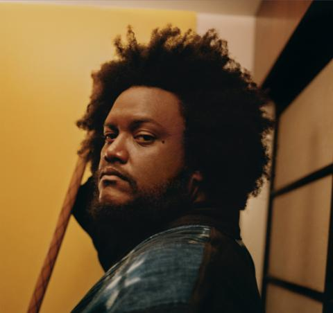 "KAMASI WASHINGTON SLIPPER DOBBELTALBUMET ""HEAVEN & EARTH"""