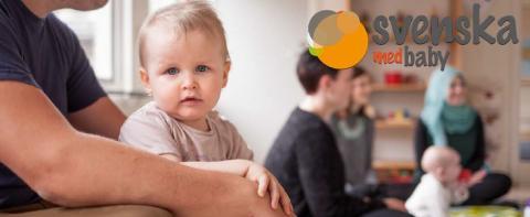 """Nu startar """"Svenska med baby"""" på Familjecentralen i Sollentuna"""