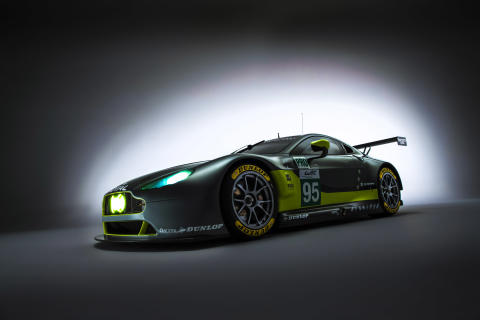 Aston Martin & Dunlop Partnership