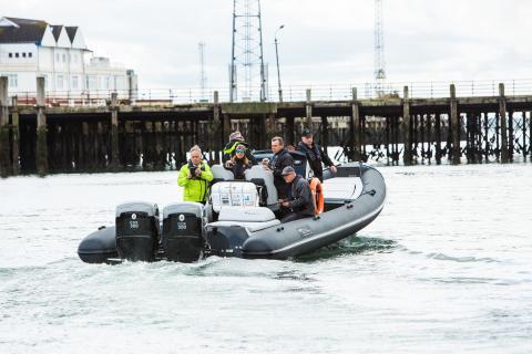 High res image - Cox Powertrain - Seawork Demos