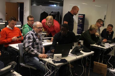 Stort intresse för Weblink Utbildning