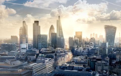Forsikrer store deler av London