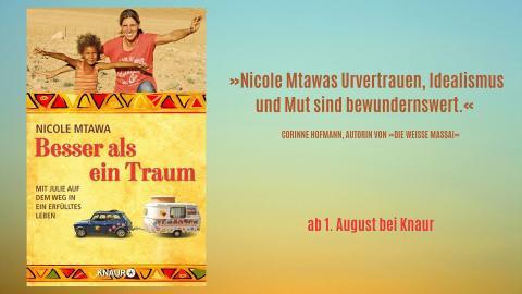 Die inspirierende Geschichte einer jungen Deutschen, die in Tansania ein Kinderdorf gründete