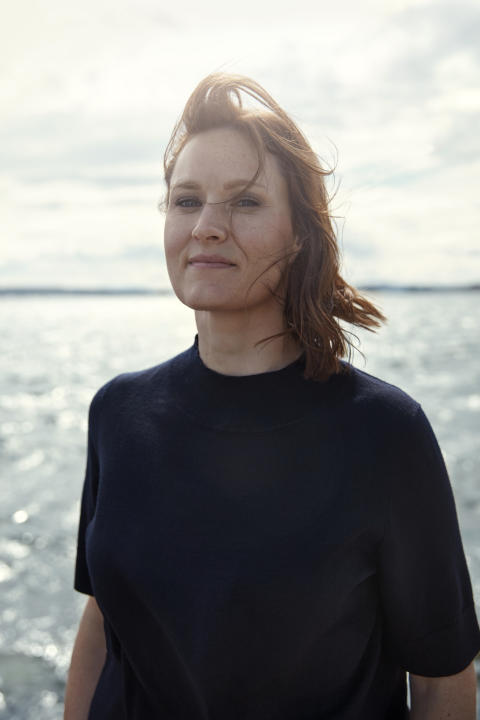 Portrett 7 Agnes Ravatn
