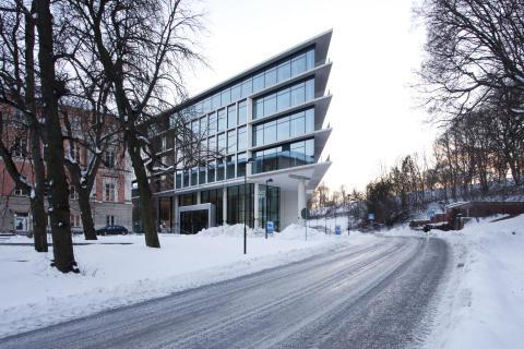 Psykiatrihuset, Akademiska sjukhuset
