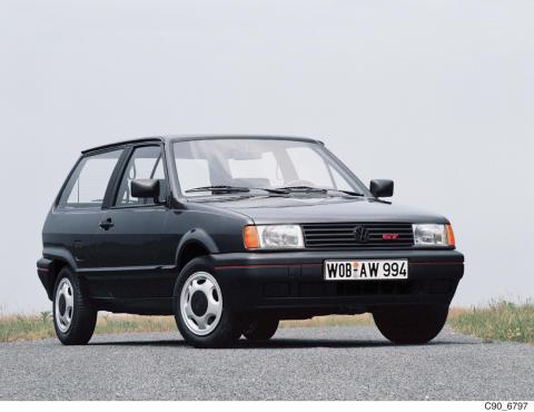 1990 Polo II facelift