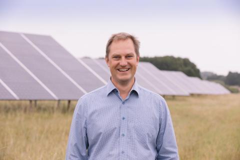 EnergiEngagemang föreläser om solenergi på Nordbygg