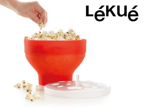 Lékué Popkorn Mikroskål
