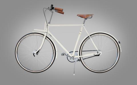 Glenfiddich lanserar kvalitetscyklar tillsammans med dansk start-up