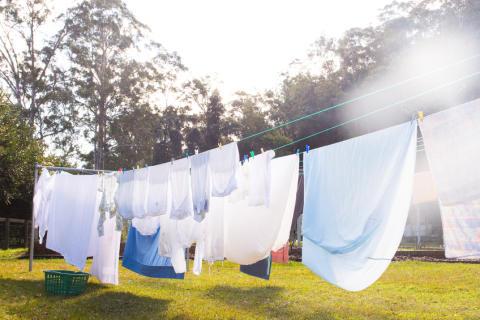 Svanen certifierade tvätterier