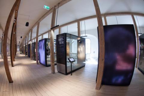 Tøjhusmuseet - udstillingerne