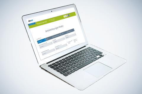 ebm-papst onlineportal för drivlösningar har fått nytt utseende och nya funktioner