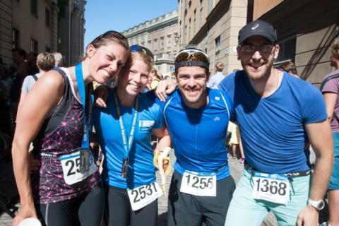 WTS Stockholm Triathlon