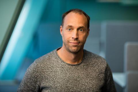 Axel Sandstedt, projektledare Forsen