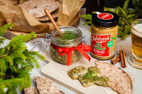 Johnny's® Julsenap gör comeback på julbordet