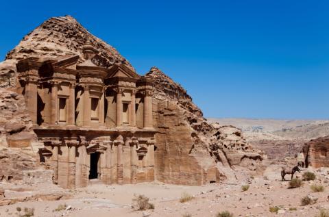 Monipuolinen Jordania mukana Matkamessuilla