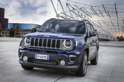 Jeep New Renegade MY19 Limited