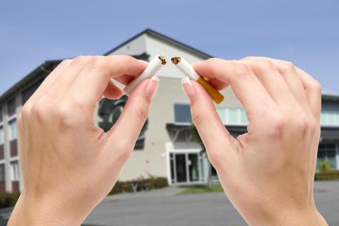 Tobaksfri skoltid införs i alla skolor