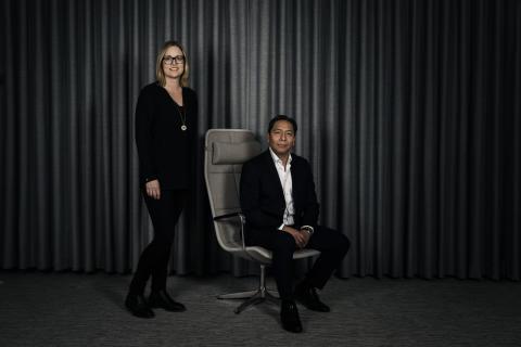 Nästa generation tar över Swedese Möbler AB