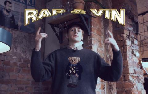 Kunst, vin & rap på Munchmuseet