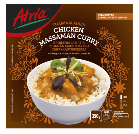Atria 350 g Chicken Massaman Curry