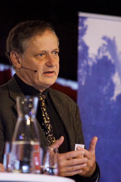 Sven Bremberg, läkare och docent på Folkhälsoinstitutet
