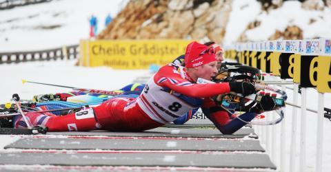 Bronse til Harald Øygard i junior-VM