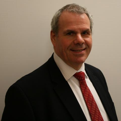 Council Leader, Councillor Richard Farnell.