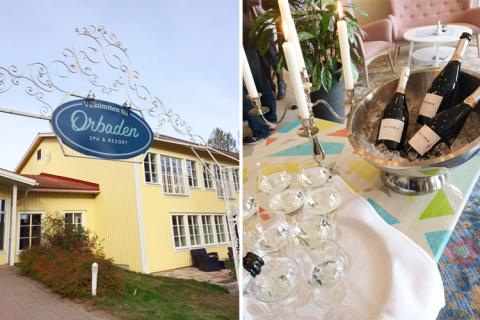 Invigning av Orbaden Spa & Resorts nya spa-del och åtta nya sviter!
