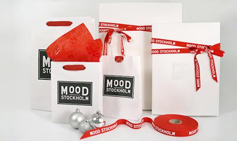 Hög tid att utforma ditt julemballage! – Avisera levererar komplett förpackningskoncept till Mood Stockholm