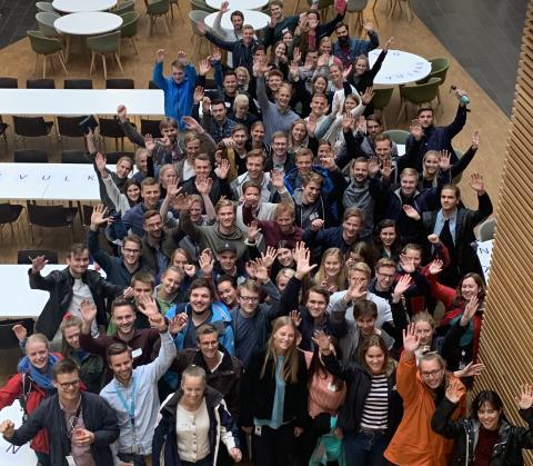 Rekordmange sommerstudenter i Norconsult