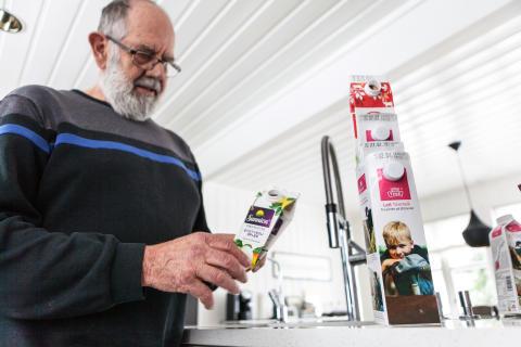 VIKTIG AVFALL. Kartongen som gjenvinnes i Norge hvert år tilsvarer energiforbruket til alle som bor i Molde.