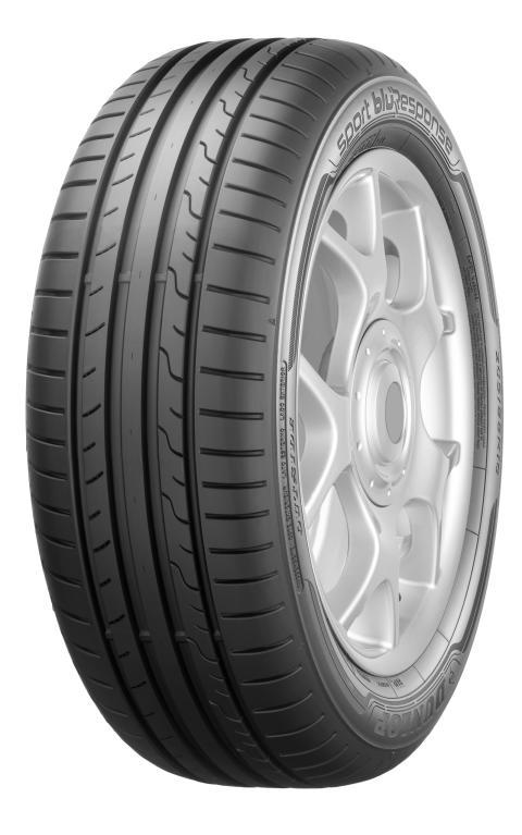 Dunlop Sport BluRsponse Tire shot