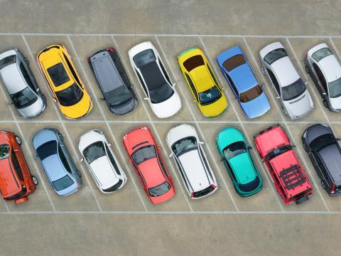 Ny parkeringstaxa på Karlstads Parkering ABs parkeringar