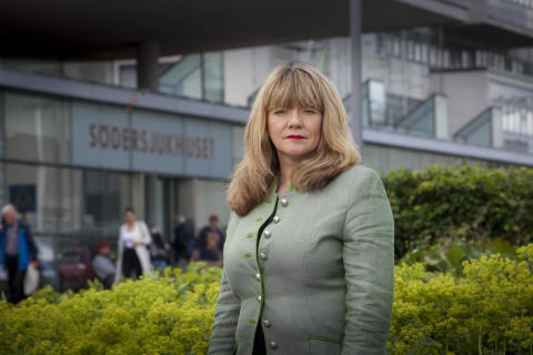 MP: öppna den stängda hälsomottagningen i Södertälje