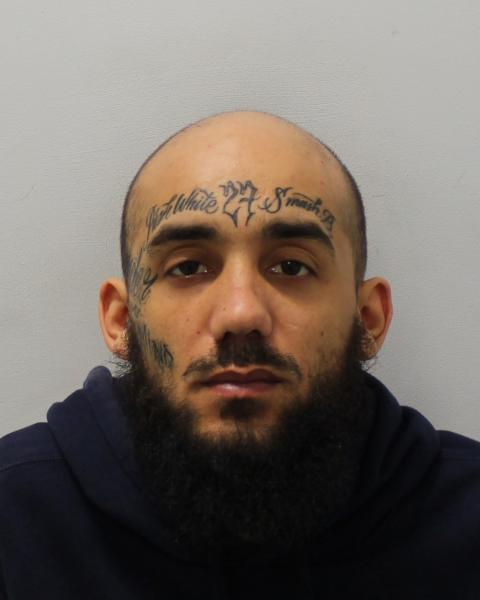 Man jailed for drugs and firearms offences