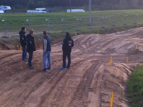Erfarna ledare visar vägen under Lag-VM Motocross