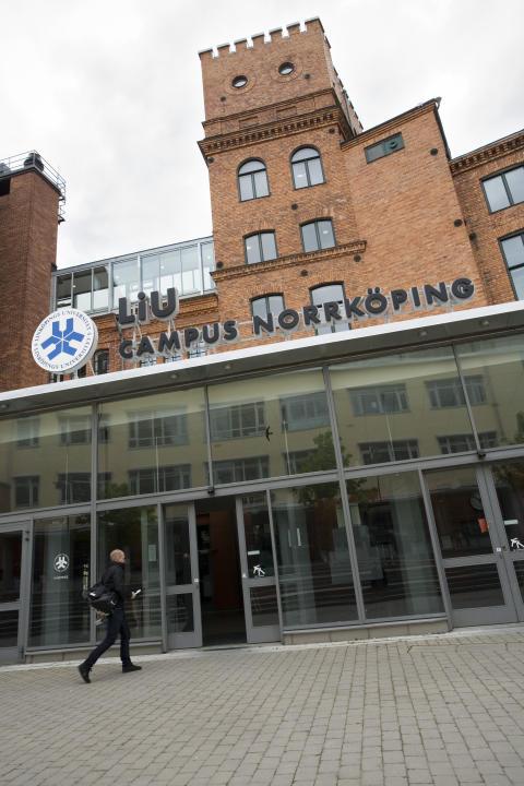 Förslag på nya profilområden för Campus Norrköping