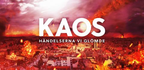 RadioPlay lanserar podcasten Kaos – en podd om gripande och fasansfulla händelser