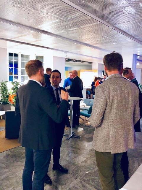 SHP Kundevent Stockholm 2018