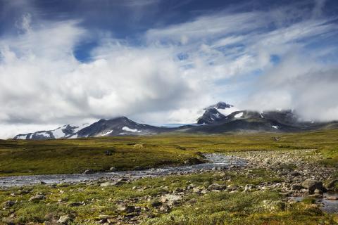 Børgefjell valgt som en av landets vakreste naturperler
