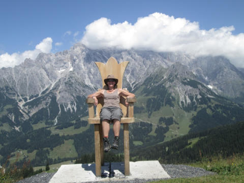 To the Maria Alm once more