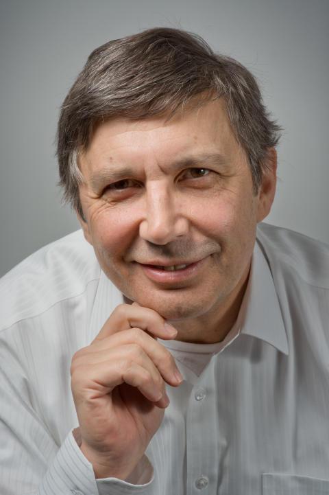 Andre Geim, hedersdoktor på Chalmers 2014