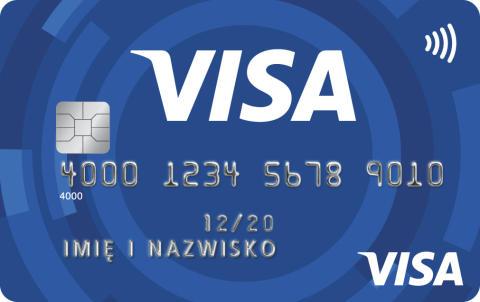 VISA leverer teknologien til det kontaktløse Dankort