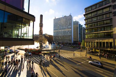 Rekordnivåer på Stockholms kontorsmarknad